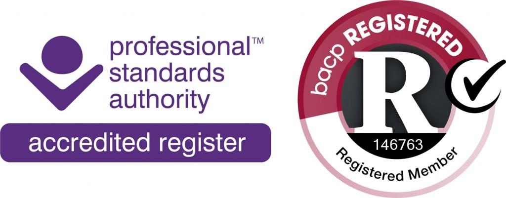 BACP Registered Member Logo